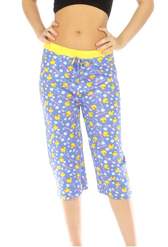 wholesale G36 Baby chick cotton capri pajama