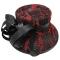 Wholesale V77A Fashionable Dress Hat BK