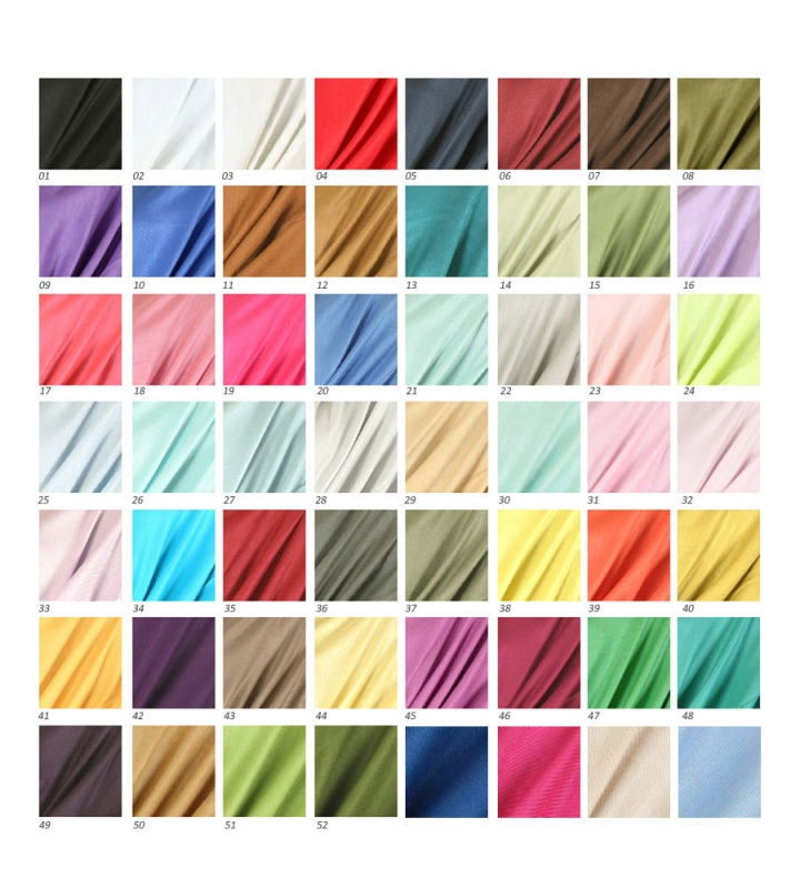 wholesale D45 Silky Solid Wedding Pashmina 24 colors