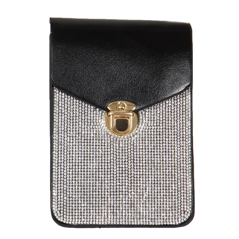 Wholesale N03A Phone crossbody bag Black