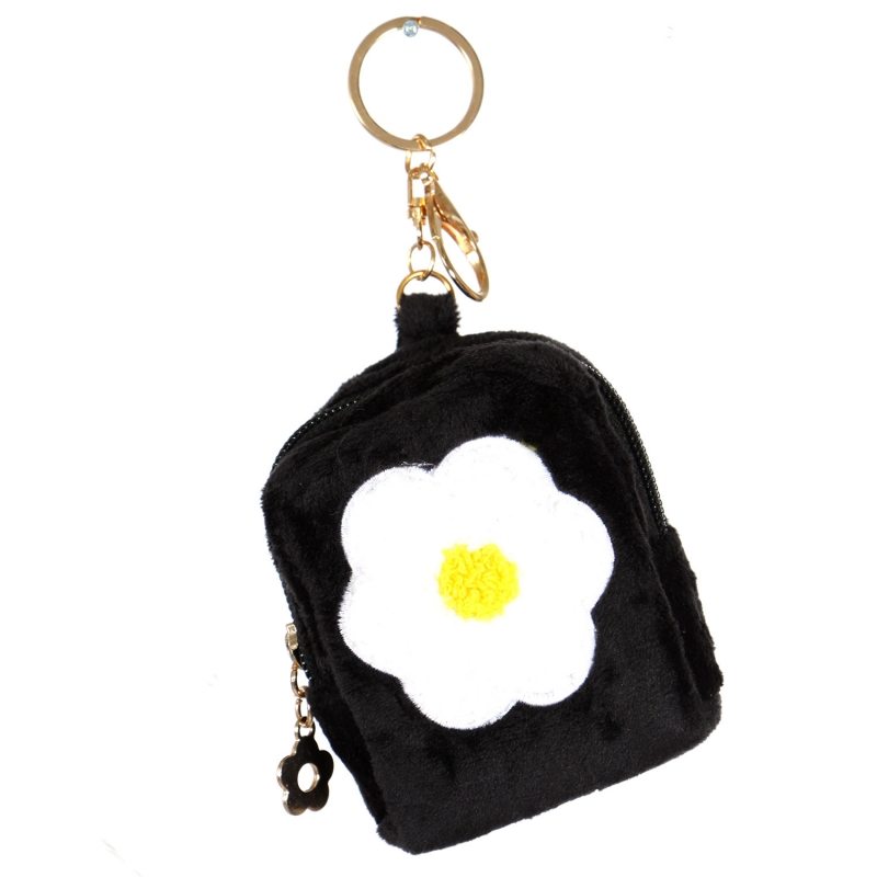 Wholesale WA00 Keychain Flower GBK