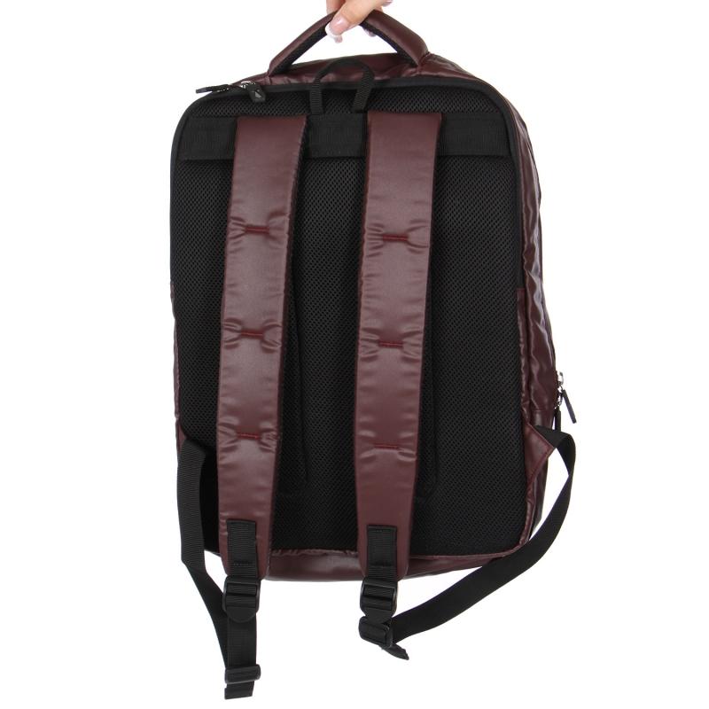Wholesale U11B Laptop backpack Brown