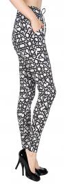 Wholesale E31 Cotton mixed figure pockets trek pants
